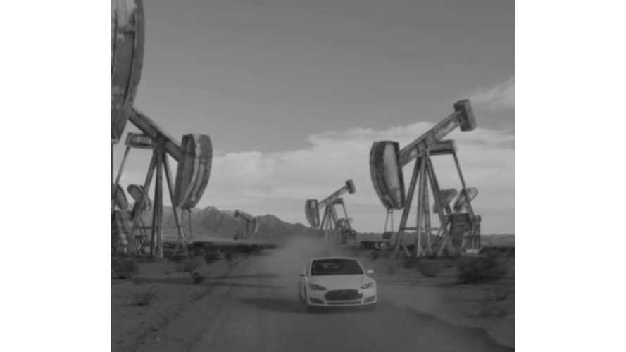 "Tesla ""Not A Dream"" Professionally Made Ad: Mad Max Style - Video"