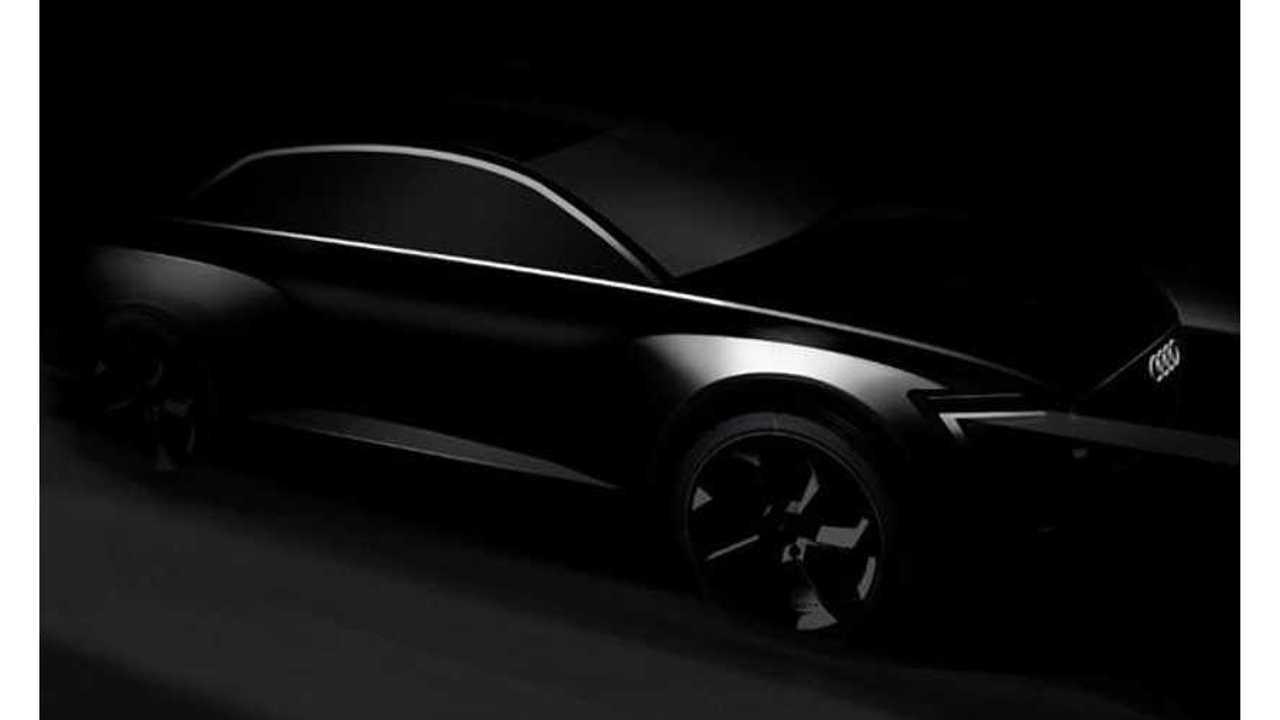 500-HP, 300-Mile Audi C-BEV Pure Electric Concept To Debut In Frankfurt