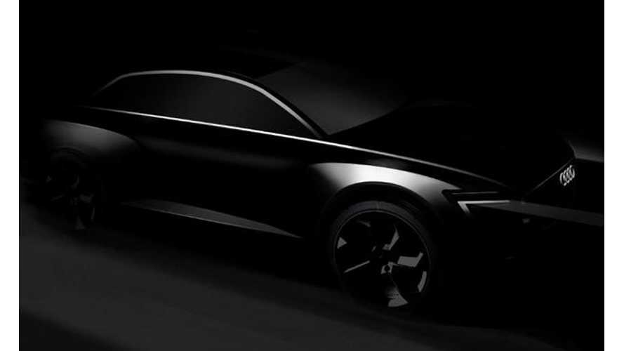 500-HP, 300-Mile Audi C-BEV Pure Electric Concept To Debut In Frankfurt