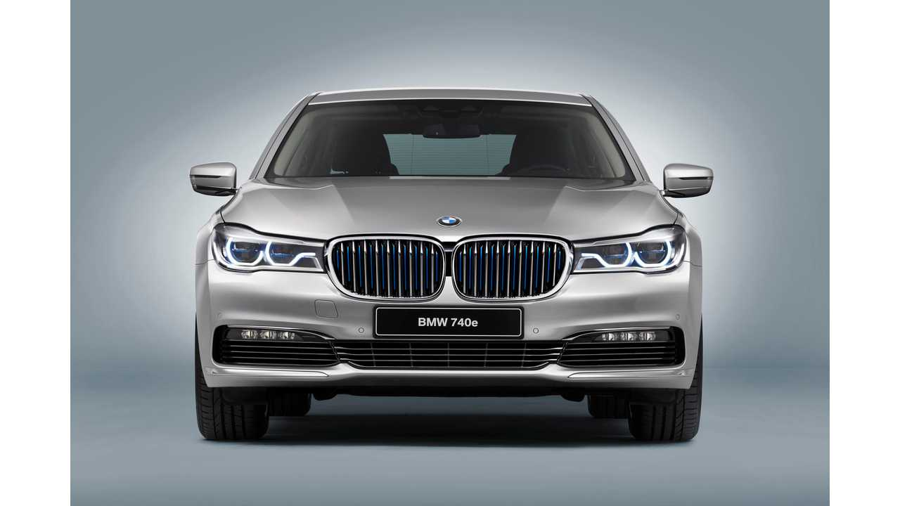 BMW 740e iPerformance Unveiled In Geneva + Specs