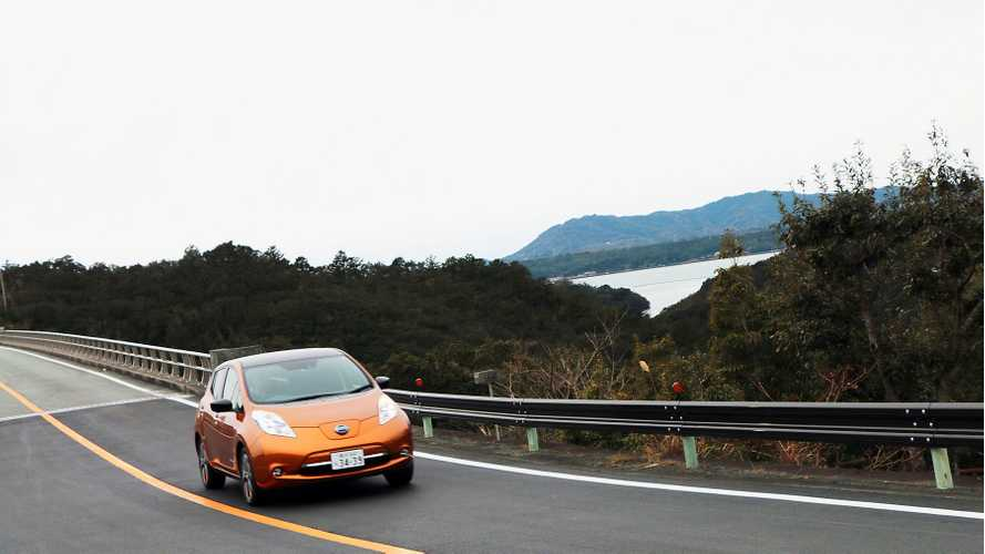 Nissan LEAF Set Second Best Sales Result Ever In Japan In January - Over 2,500