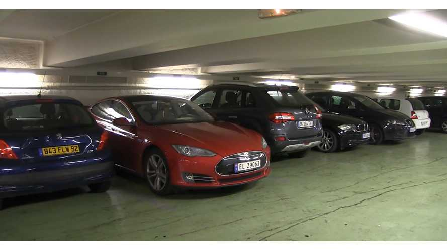 Bjorn Nyland's European Tesla Model S Road Trip 2014 – Part 2 Video
