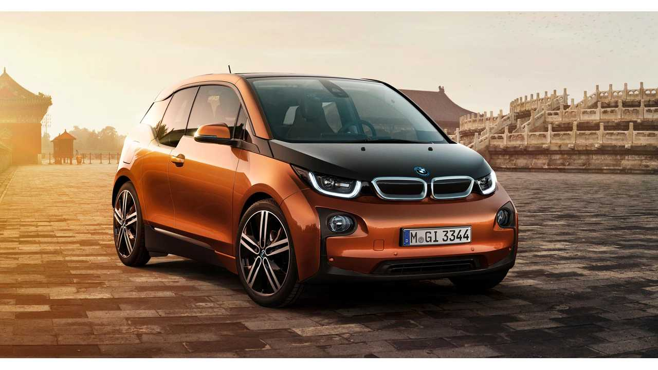 BMW i3, i8 On Sale Now In China
