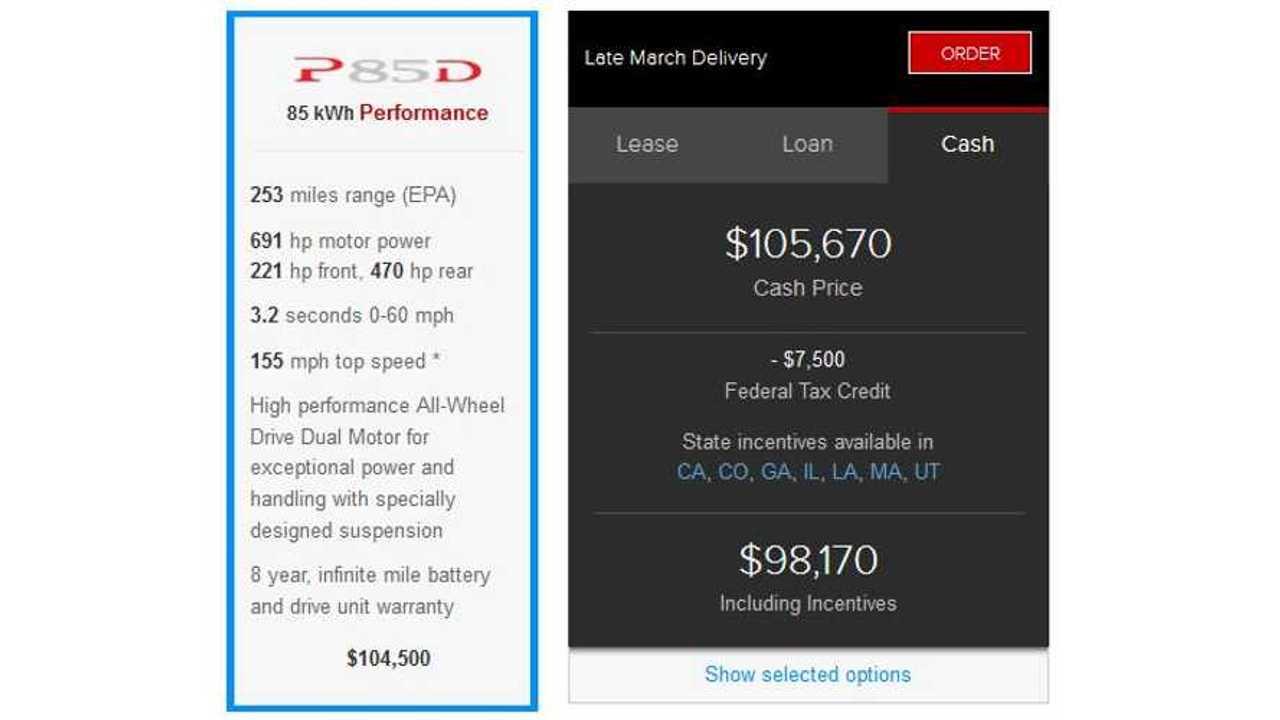 Tesla Rewards Its Wealthiest Model S Buyers With Shortest Wait Time