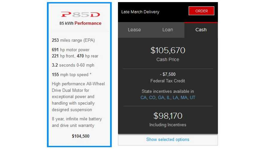 Tesla Rewards Its Wealthiest Model S Buyers With Shortest Wait Time