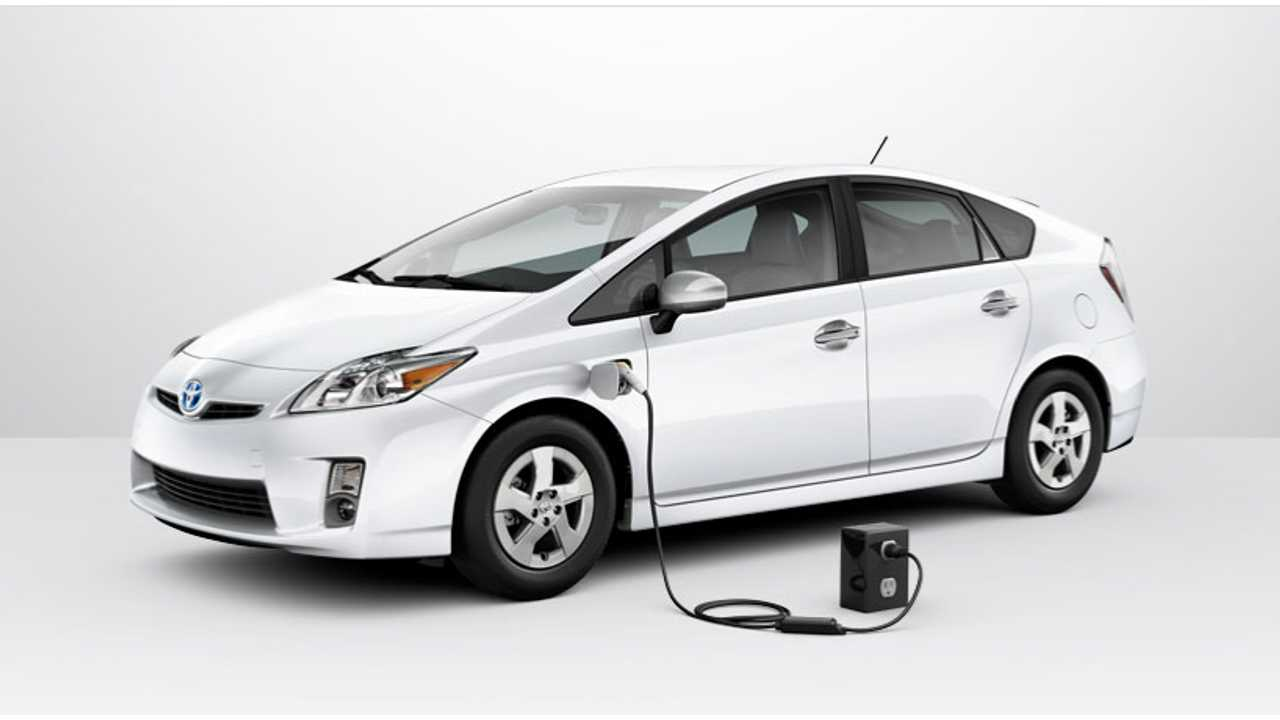 1st Generation Toyota Prius Phv Ends In June