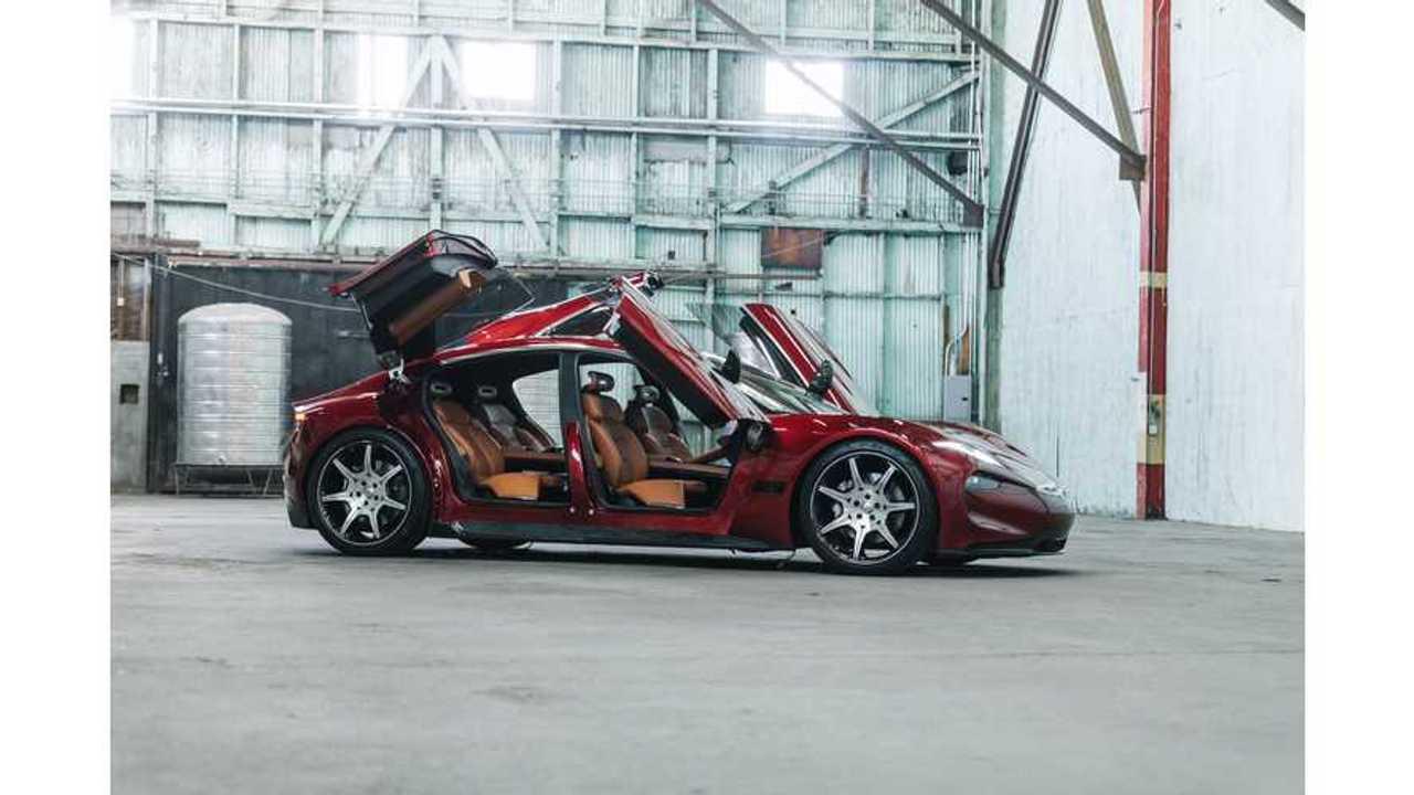 Henrik Fisker Confirms Future $40,000 Electric Car, Discusses eMotion