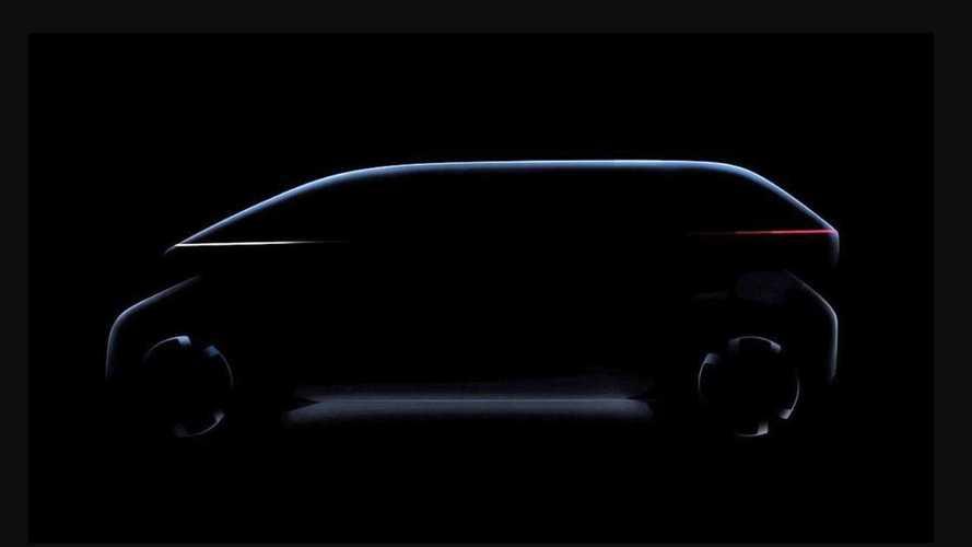 Новой моделью Faraday Future станет электроминивэн