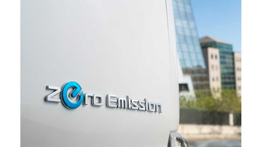Small Businesses Expect Fully Electric Fleets Within 20 Years