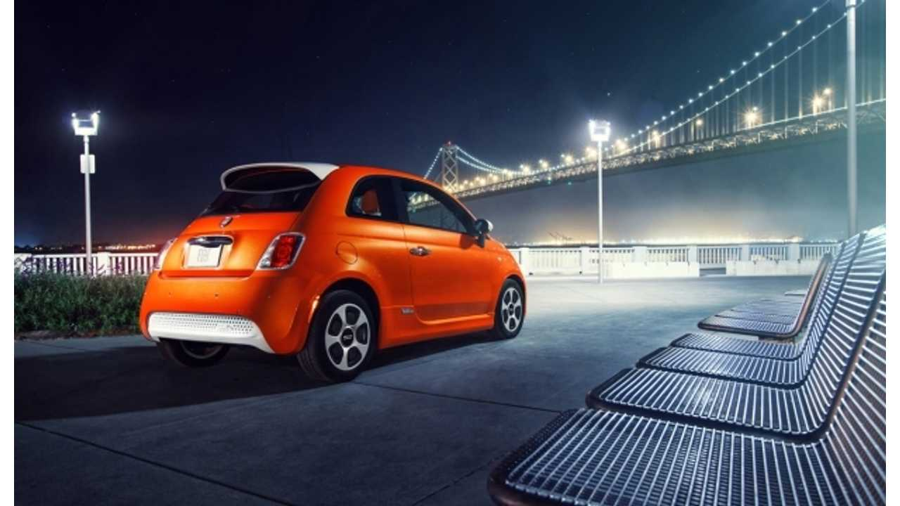 Fiat 500e Sales Account For 40 Of All Fiat 500 In U S In March