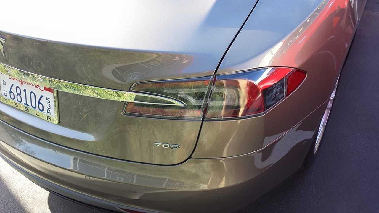 Tesla Launches Model S 70D - Eliminates Base 60 kWh Model S