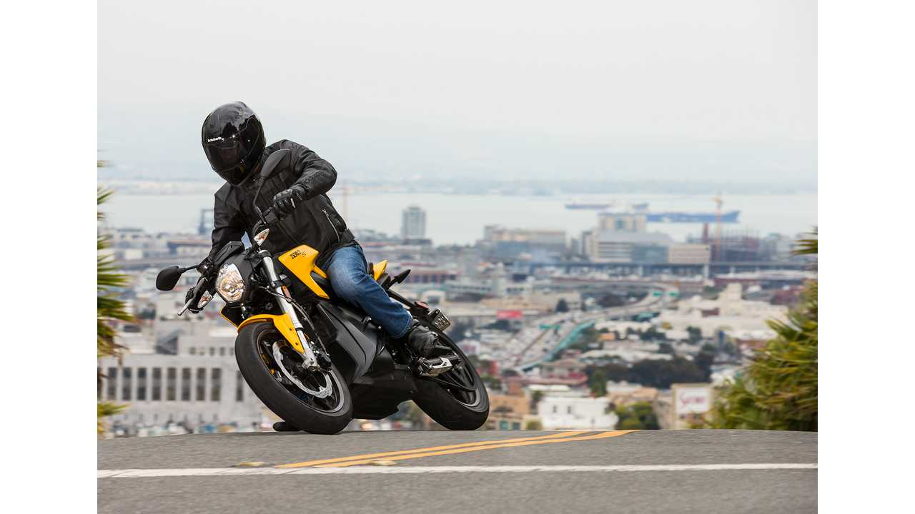 Zero Welcomes Harley, Polaris to Electric Motorcycle Market (w/video)