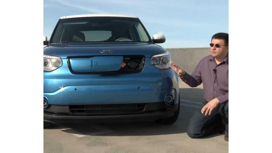 Alex On Autos Reviews Kia Soul EV - Video