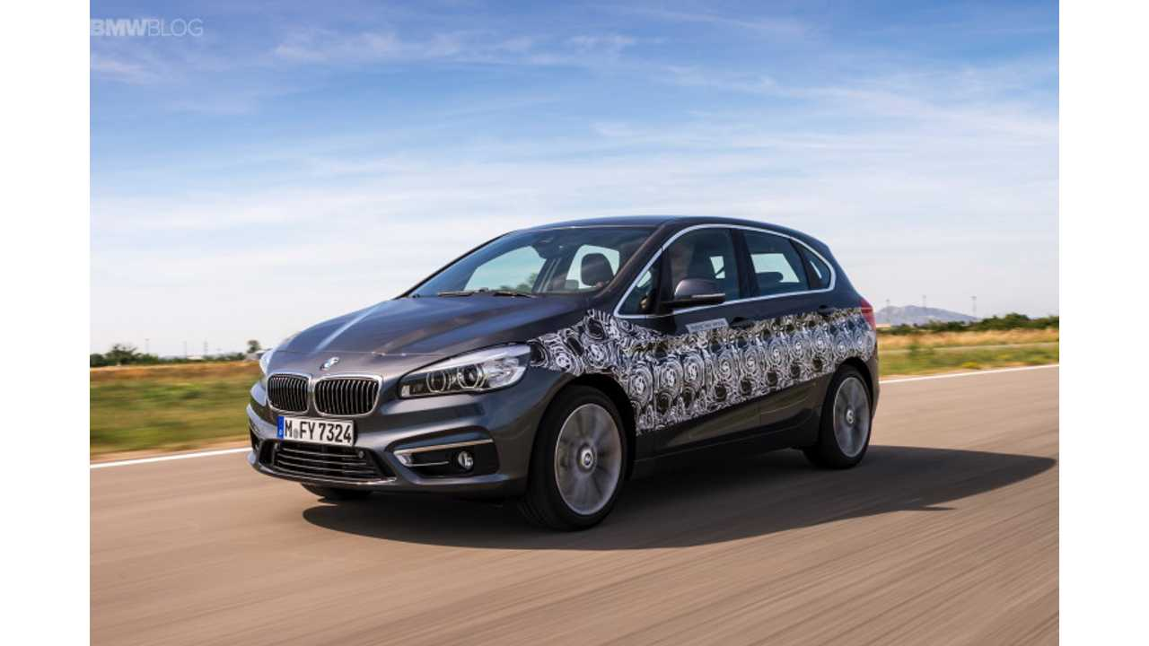 BMW 2 Series 225e Active Tourer PHEV