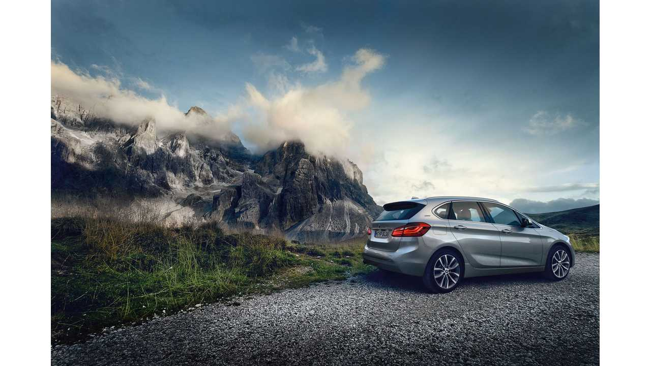 BMW Sells a Record 7,500 Plug-Ins For November, Plans To Go Higher In 2017