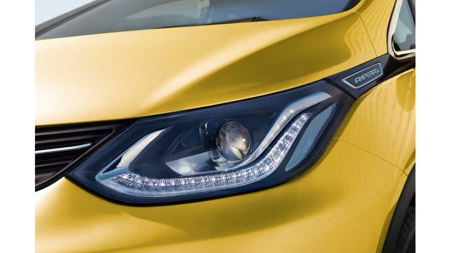 Norway to Get First Bolt EV Based Opel Ampera-e This June, Germany And France To Follow