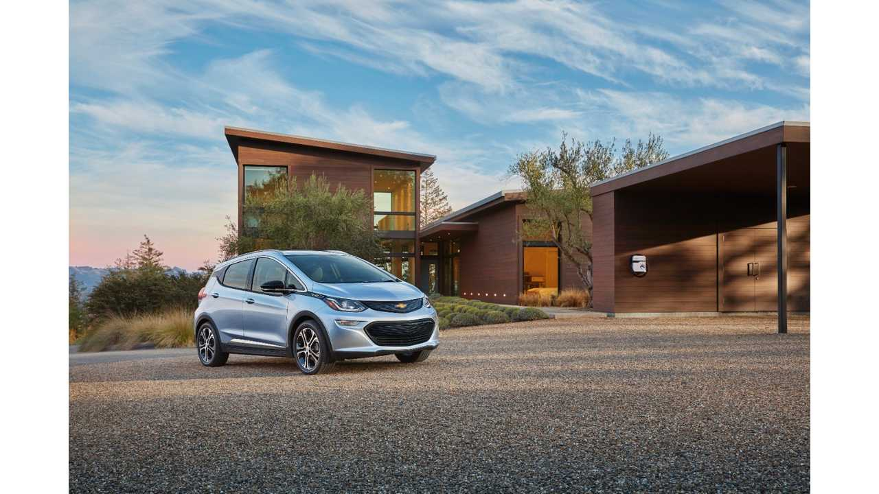 The Chevrolet Bolt EV Arrives By Year's End In The US