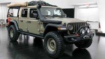Jeep Gladiator Wayout Concept