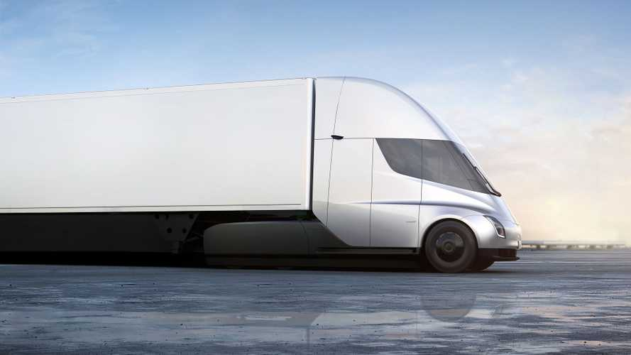 Electric Truck Panelists Discuss Tesla Semi