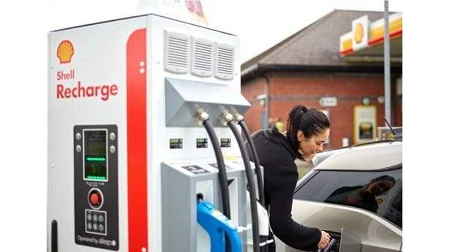 Fully Charged Checks In On First Shell Recharge Station - Video