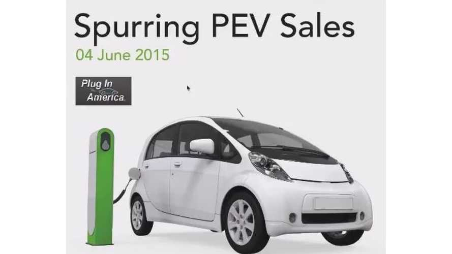 Plug In America Discusses How To Stimulate Electric Car Adoption - Video