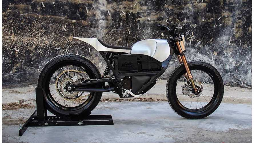 Zero Electric Motorcycle Gets Complete Makeover