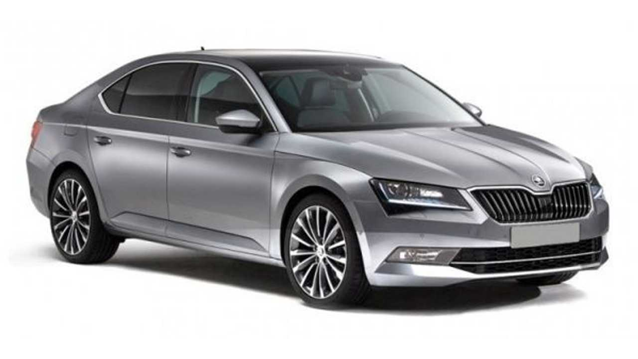 Skoda Confirms Plug-In Hybrid Superb Will Be Automaker's First Of Several Upcoming Electric Vehicles