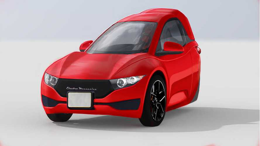 Electra Meccanica SOLO Electric Three-Wheeler Priced At $15,240 USD - September Launch