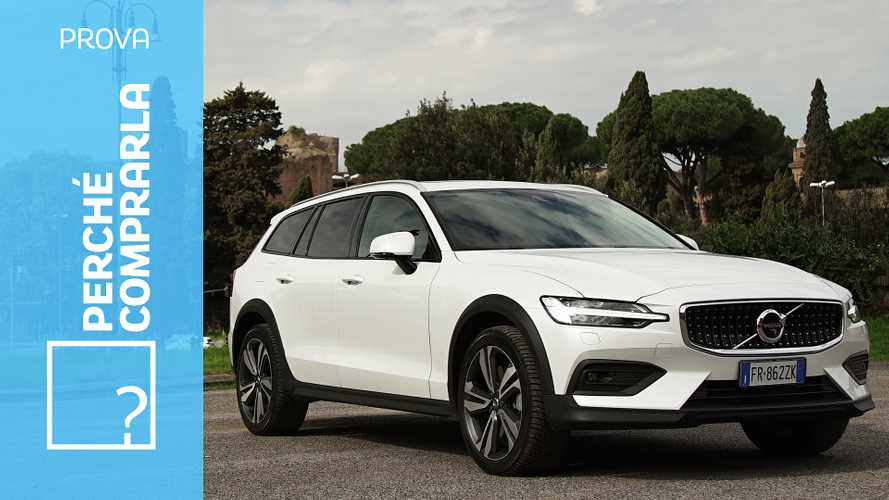 Volvo V60 Cross Country, perché comprarla e perché no