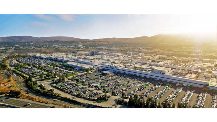 Tesla To Temporarily Suspend Production At Fremont On March 23