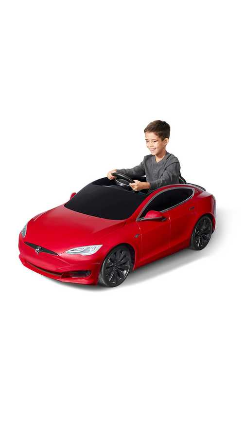 To Ease Scare, Children Can Now Drive A Tesla Model S To Surgery