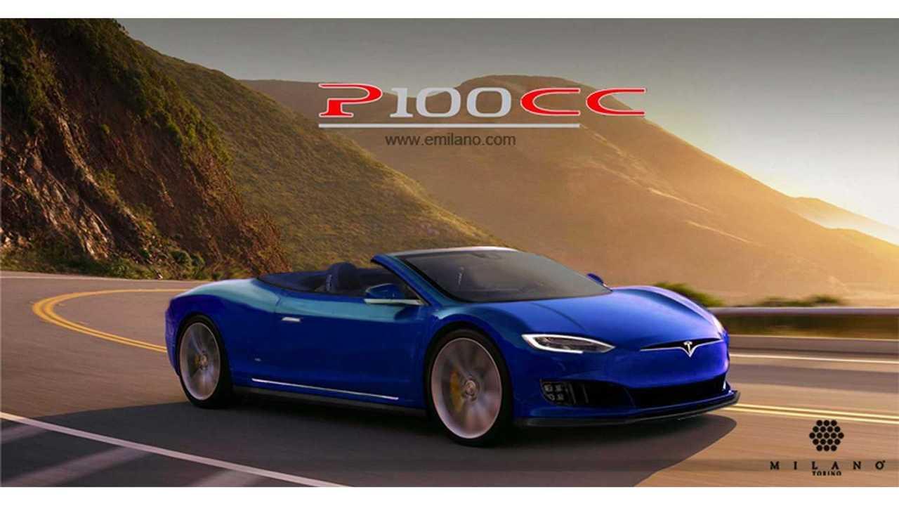 Tesla Model S Rendered As 2-Door Roadster: Should Tesla Make It?