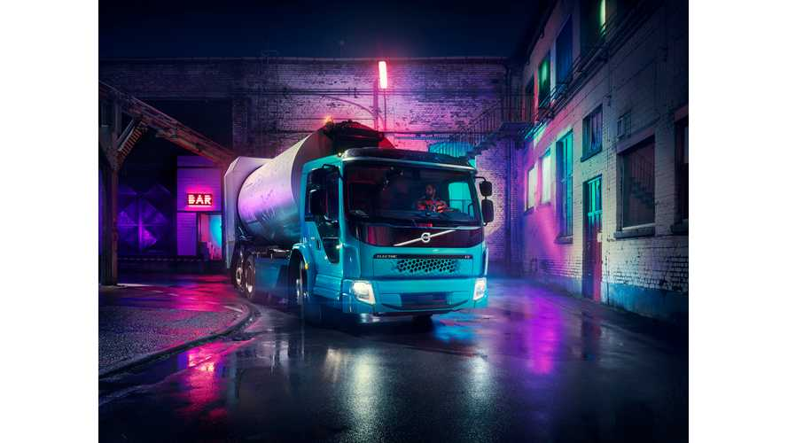 Greenlots Teams With Volvo For Heavy-Duty Truck Charging