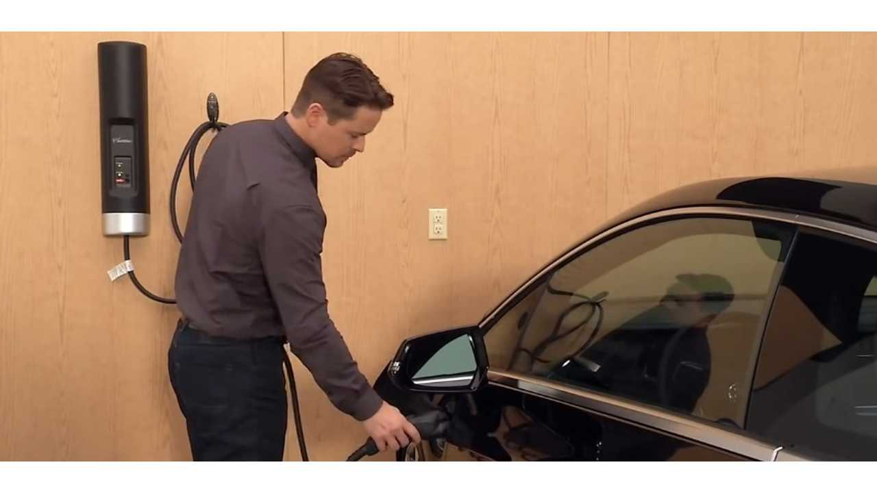 Charging Your Tesla Model 3 With Just A Wall Outlet - Is It