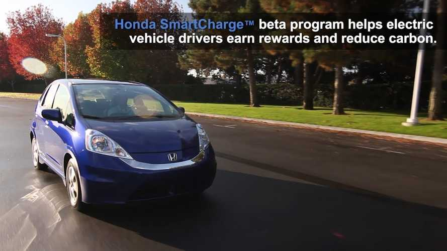 Honda SmartCharge Saves Electric Car Drivers Money: For Fit EV Only