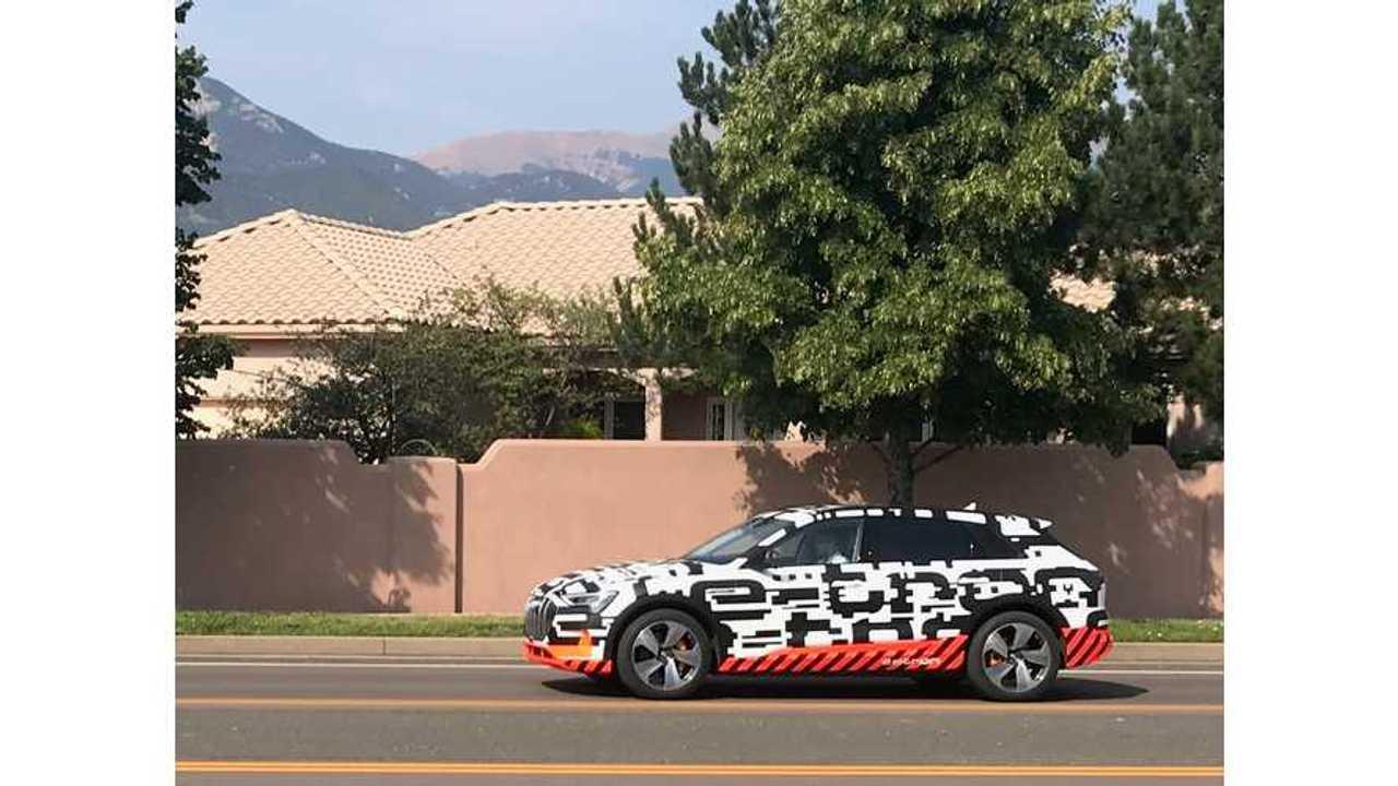 Audi E-Tron Colorado Springs c