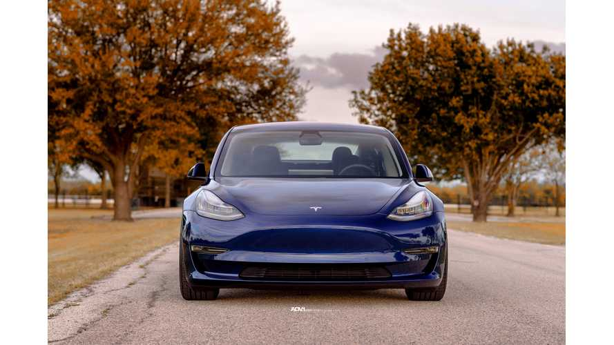 Tesla Model 3 Outsells All Premium Mid-Sized Sedans In US Combined