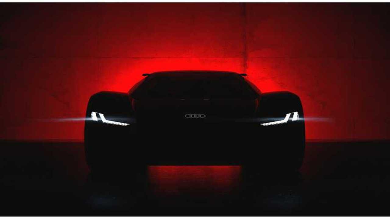 Audi PB 18 E-Tron Concept To Preview Next-Gen R8 E-Tron?