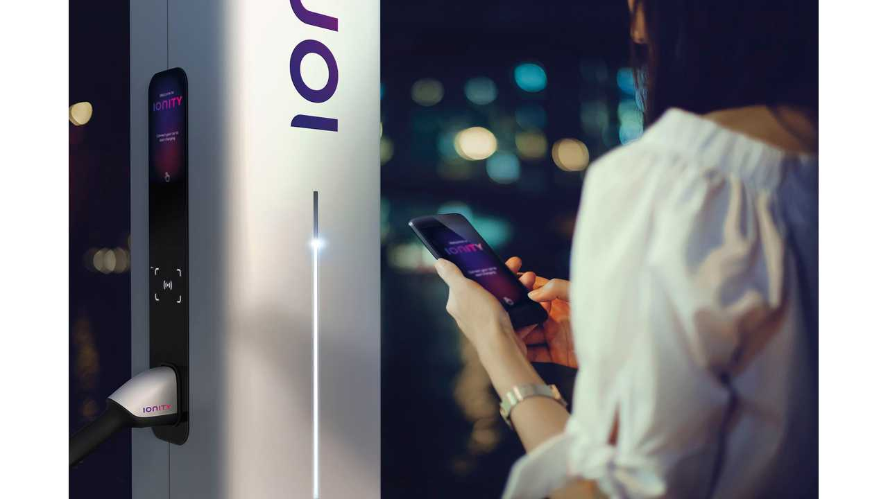 IONITY Ultra-Fast Charging Comes To France, Launches Map