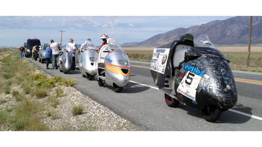 The Vetter Challenge: Terry Hershner Makes History with Electric Zero