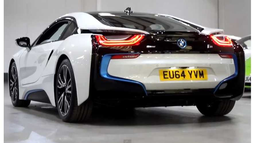 UK's Season Car Hire Adds BMW i8 To Fleet - Video