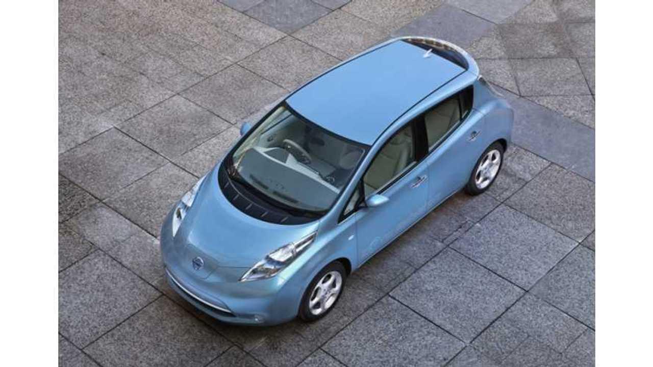 Used Nissan LEAF, Chevy Volt On Top 10 Biggest Depreciation List