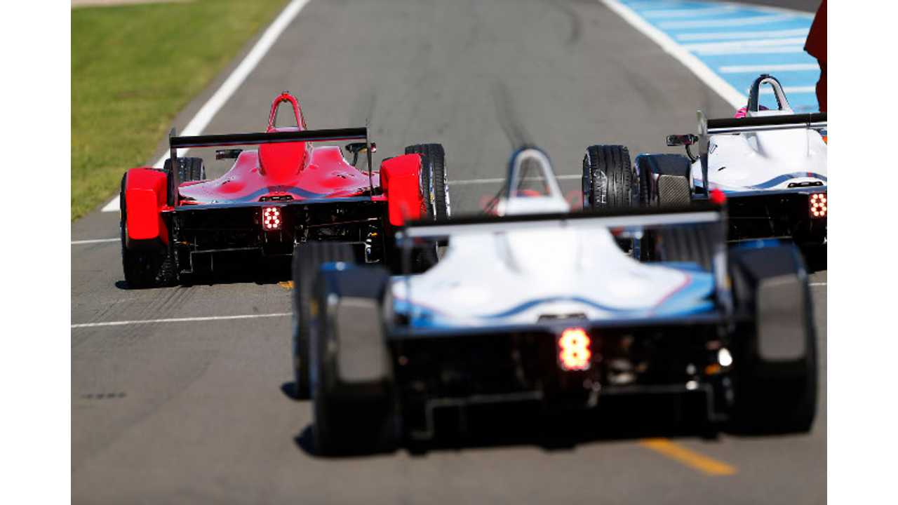 Results From Second Formula E Track Test (w/videos)