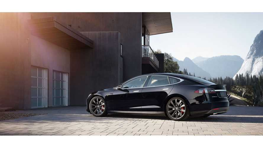 "Tesla Model S P85 Gets The ""Regular Car"" Review Treatment - Video"