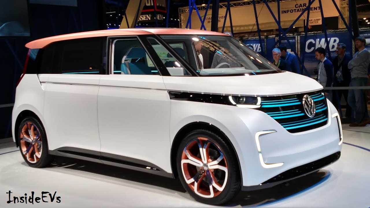 An American-Made BUDD-e In Volkswagen's Future? The BUDD-E Concept Is The First Example Of VW's New MEB Architecture To Underpin 250+ Mile Cars From 2019