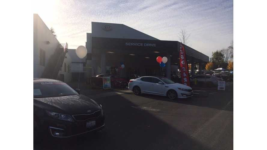 Op-Ed: The Other Side Of The Story –  The KIA Dealer's Version of Steve's i3 Visit