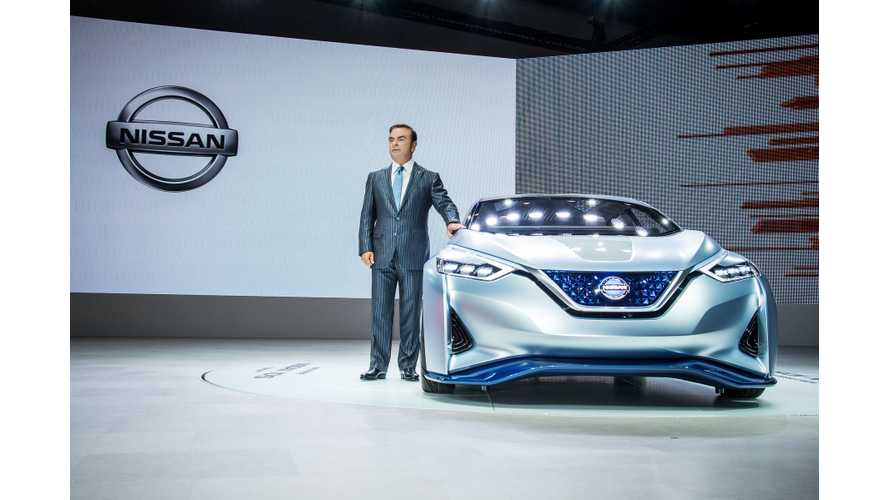 Renault-Nissan CEO Speaks Of Importance Of Paris Climate Change Deal