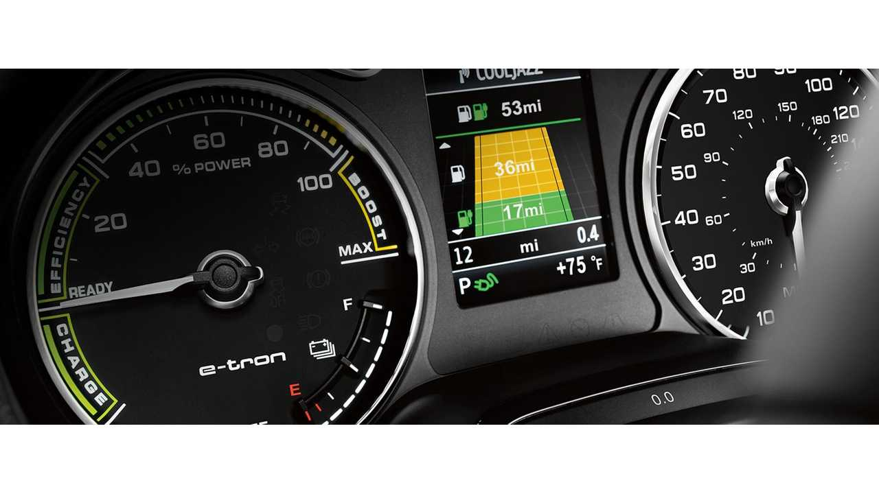 Audi A3 Sportback e-tron - Up To 30 Miles Range