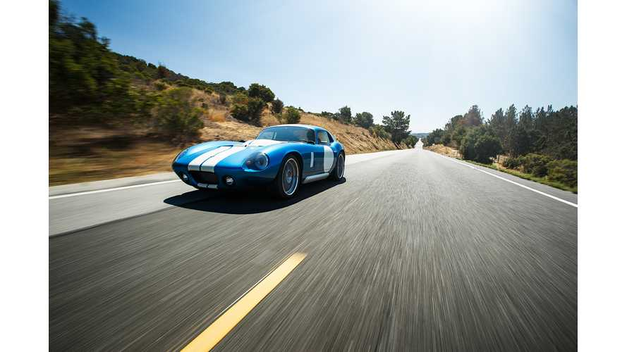 Renovo Motors Hopes To Enter Formula E As Battery Supplier