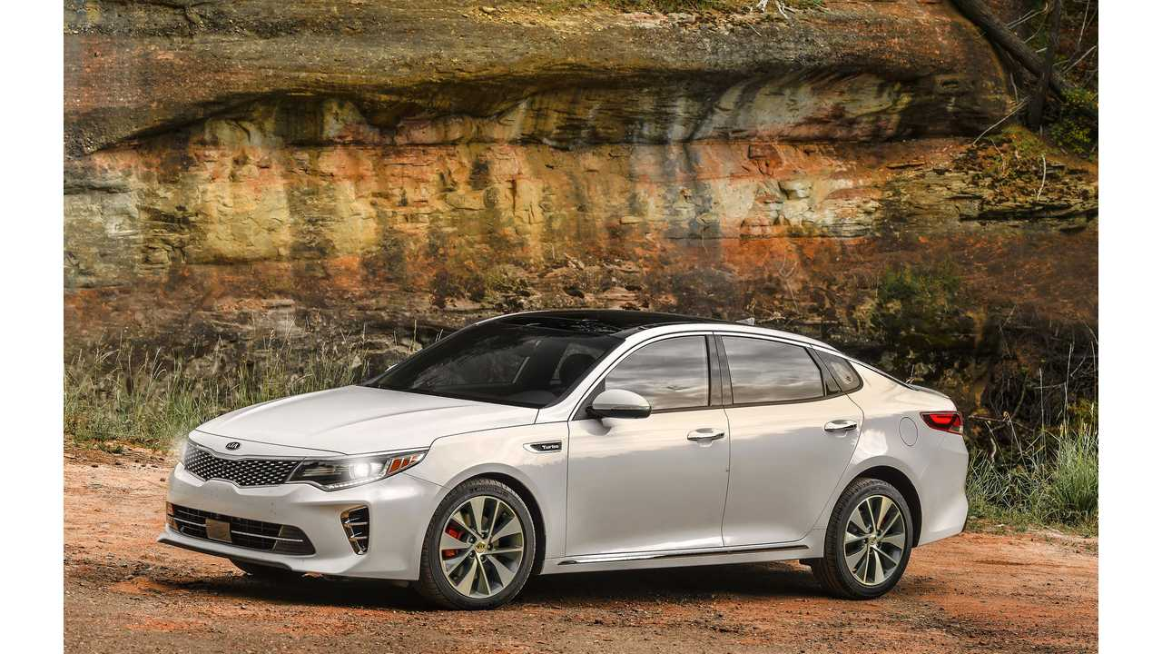 2016 Kia Optima (ICE)